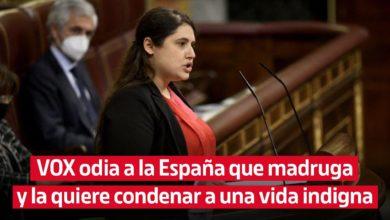 """Photo of Roser Maestro denuncia la constante aplicación por Vox del ideario franquista y les exige que """"dejen de insultar a los españoles equiparando a víctimas y verdugos"""""""