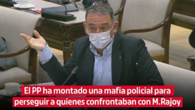 """Photo of Enrique Santiago reclama a los grupos que """"sumen esfuerzos"""" para """"sacar adelante la comisión de investigación y esclarecer la 'mafia policial' del PP en Interior"""""""