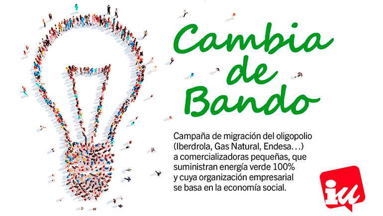 "Campaña ""Cambia de Bando"""